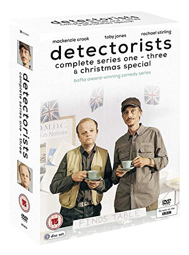 Series 1-3 + '15 Xmas Special Box Set