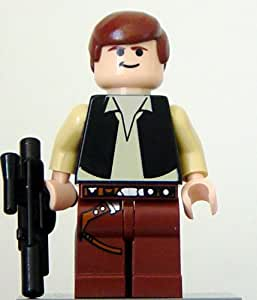 LEGO Star Wars: Death Star Han Solo Mini-Figurine Avec Blaster