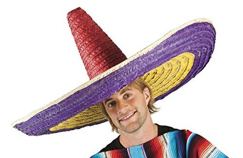 Boland 95473sombrero Zapata, unisex de adulto, One size