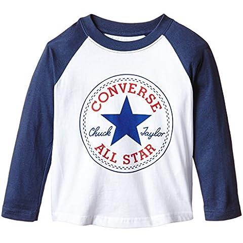 Converse Chuck Patch Raglan-T-shirt  Bambino