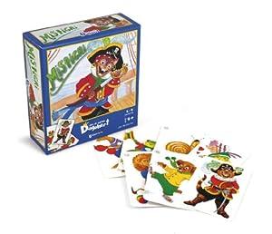 Drôles de Juegos-Mistigri-Juego de Tarjetas