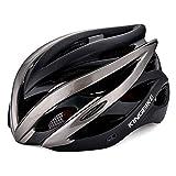 Fahrradfahren Helm, EIN Rad - Fahrrad Helm,Schwarz,L