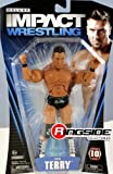 TNA Wrestling Deluxe IMPACT Series 10 Rob Terry