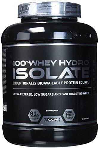 Prozis 100% Whey Hydro Isolate SS 2000 g Banana