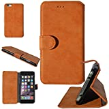 Sell-Ideas® Apple Iphone 5 5g Case Cover Wallet Flip Case With Free Screen Protector and Stylus Pen