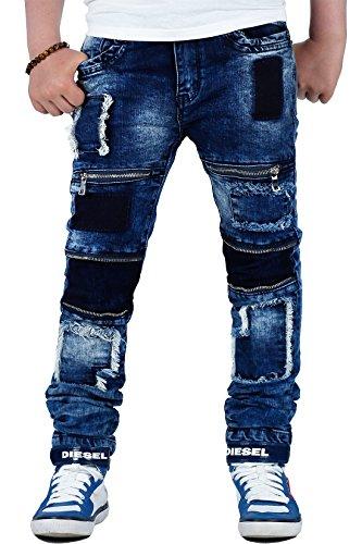 Reichstadt Jungen Jeans Modell - RS106 Gr. 6 (US) = 110/116 (DE) -