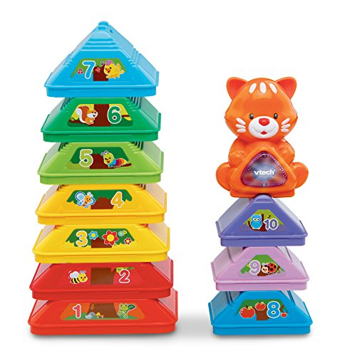 Image of VTech Baby Stack Sort and Store Tree