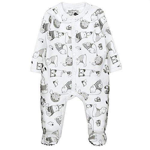 Bóboli Unisex Baby Spieler Interlock Play Suit For, Mehrfarbig (Print 9549), 62