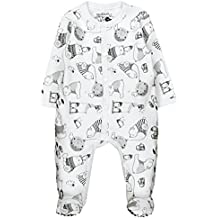 boboli Interlock Play Suit FOR Baby, Pelele para Bebé-Niños