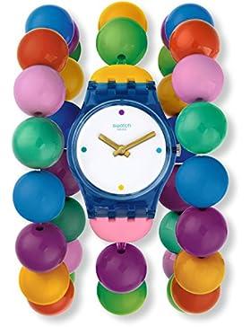 Swatch Damen-Armbanduhr LN154A