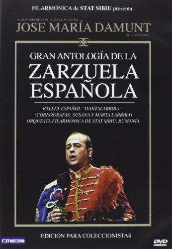 Zarzuela, Gran Antología De La Zarzuela Española