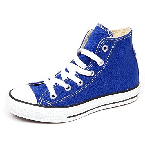 Converse E8594 Sneaker Bimbo All Star blu Shoe Boy Unisex [32]