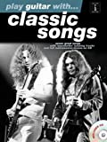 Play Guitar With Classic Songs Book & CD (Tab)