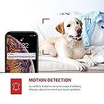 Telecamera-WiFi-Interno-Victure-Baby-Monitor-Telecamera-IP-per-Bambini-e-per-Animali-Domestici-Telecamera-Interna-con-Visione-Notturna-e-rilevazione-di-movimento-con-Audio-Bidirezionale