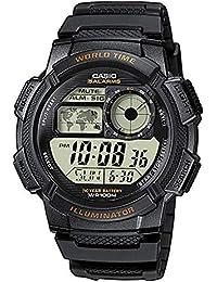 Casio Reloj con Correa de Resina AE-1000W-1AVEF