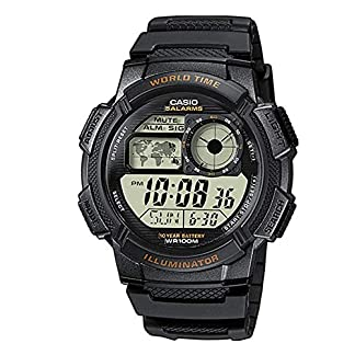 Casio Youth Digital Grey Dial Men's Watch – AE-1000W-1AVDF (D080)