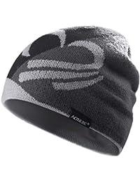 Arcweg Invierno gorras de Punto Hombre Mujer Sombrero de Caliente Elástico  Deporte Aire Libre Simple Esquí 57332047905
