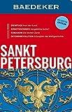Baedeker Reiseführer Sankt Petersburg: mit GROSSEM CITYPLAN - Birgit Borowski