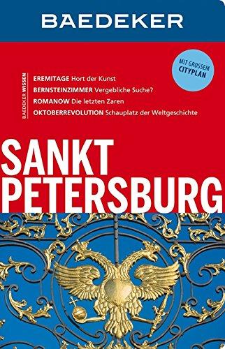 Baedeker Reiseführer Sankt Petersburg: mit GROSSEM CITYPLAN