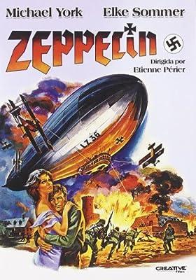 Zeppelin (DVD) (1971) (Spanish Import) by Michael York