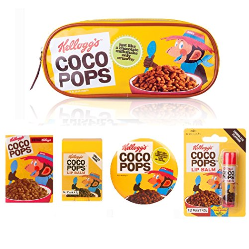 coco-pops-kelloggs-retro-70s-cereal-make-up-bag-lip-balms-mirror-notebook-gift-set-mad-beauty