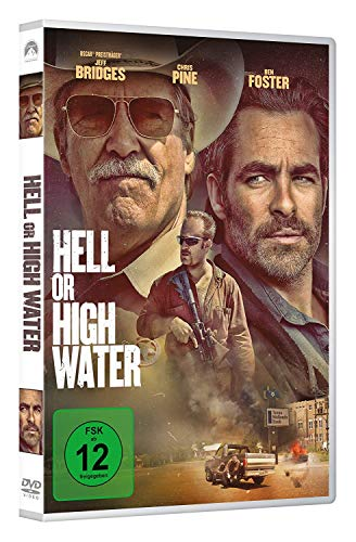 Hell or High Water (Pine Dvd-chris)