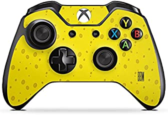 DeinDesign Microsoft Xbox One Controller Folie Skin Sticker aus Vinyl-Folie Aufkleber Spongebozz Bbm Fanartikel Merchandise