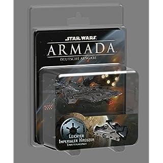 Fantasy Flight Games FFGD4316 Star Wars: Armada-Leichter Imperialer Kreuzer