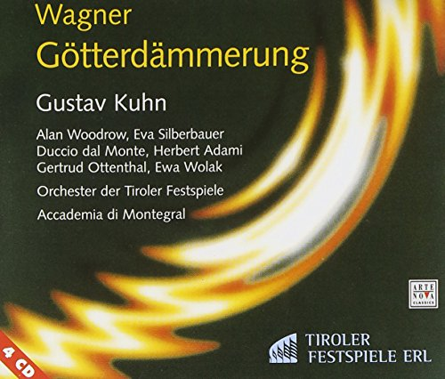 Preisvergleich Produktbild Wagner: Götterdämmerung (Gesamtaufnahme) (Live Tiroler Festspiele Erl Juli 2000)