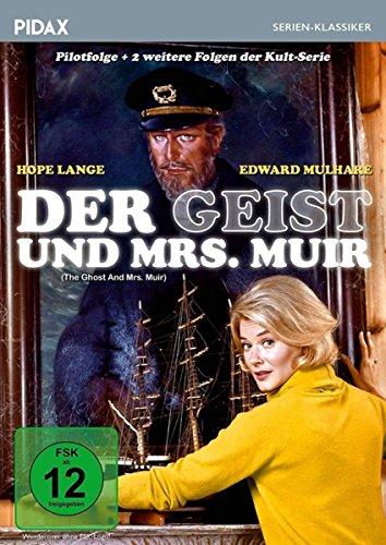 Der Geist und Mrs. Muir / Pilotfolge und 2 weitere Folgen der Kult-Serie (Pidax Serien-Klassiker)