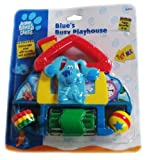 BLUES CLUES - Blau und Schlau, Busy Playhouse - Kinder Spielzeug *RARITÄT*