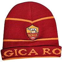 A.S. ROMA Cappello Invernale Berretto Calcio PS 10896 6063b33e98e