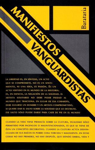 Manifiestos vanguardistas (Humo hacia el sur) por Varios Autores