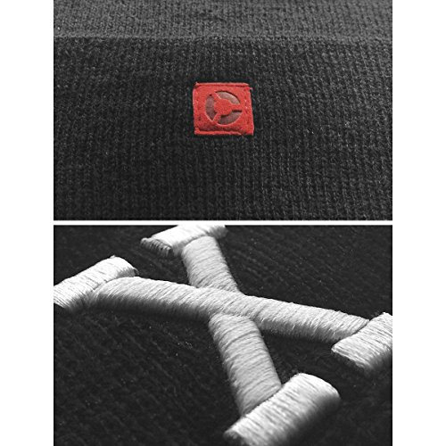 Urban Classics Beanie Letter Cuff Knit X
