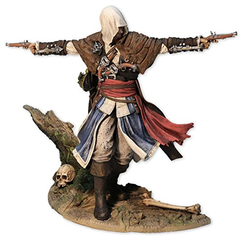 ccb4d91d47aad2 9. Assassin s Creed IV Black Flag Edward Kenway Pirate Statue + 3 digitale  Inhalte