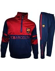 Survêtement training Barça - Collection officielle FC BARCELONE - Taille enfant garçon