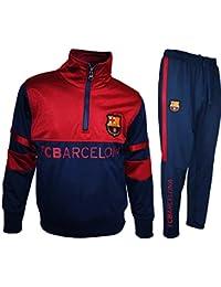 Survêtement training Barça - Collection officielle FC BARCELONE - Taille adulte homme