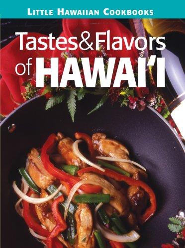 Tastes & Flavors of Hawaii (Little Hawaiian Cookbooks) - Hawaii-taste