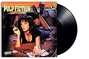 Pulp Fiction (Back-To-Black-Serie) [Vinyl LP] – OST, Various