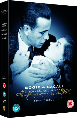 Bogart and Bacall Collection (The Big Sleep, To Have and Have Not, Key Largo, Dark Passage) [UK Import] - Dark Key