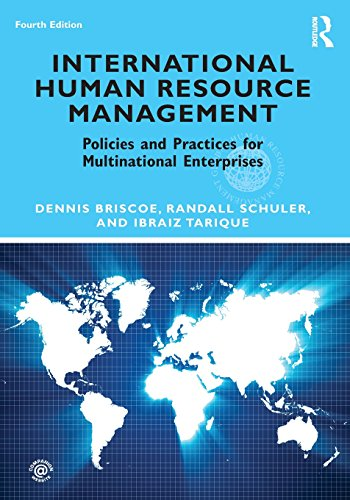 International Human Resource Management (Global HRM)