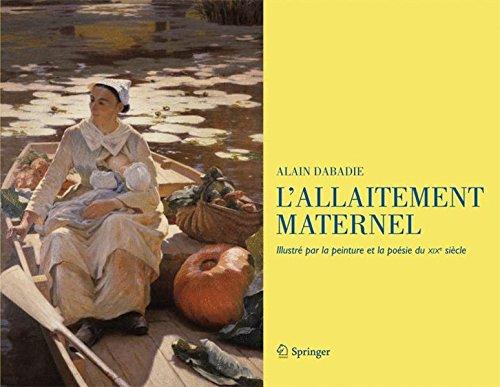L'allaitement maternel : Illustré par la peinture et la poésie du XIXe siècle