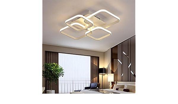 Plafoniere Ultra Sottile Salotto : Combinazione moderna lampadario a casa camera da letto soggiorno