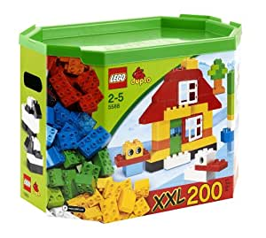 lego duplo 5588 xxl box 200 teile spielzeug. Black Bedroom Furniture Sets. Home Design Ideas