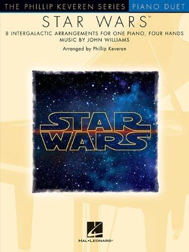 Star Wars: Phillip Keveren Series Piano Duet by Keveren, Phillip (2013) Paperback par Phillip Keveren
