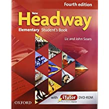 New Headway Elementary: Student's Book and Workbook With Answer Key Pack 4th Edition (New Headway Fourth Edition)