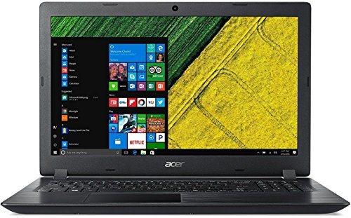 Acer Aspire 3 A315-51-356P, 15.6-inch Laptop (Core i3-6006u/4GB/1TB/Linux/InteL HD Graphics 520_Obsidian Black)
