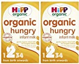 (2 Pack) - Hipp - Hungry Infant Milk | 800g | 2 PACK BUNDLE by HiPP Organic