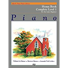 Alfred's Basic Piano Library - Hymn Book Complete 1 (1A/1B): Learn How to Play Piano with This Esteemed Method