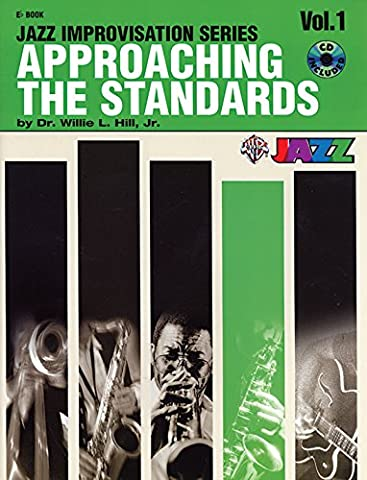 Approaching The Standards Vol.1 In Eb + Cd